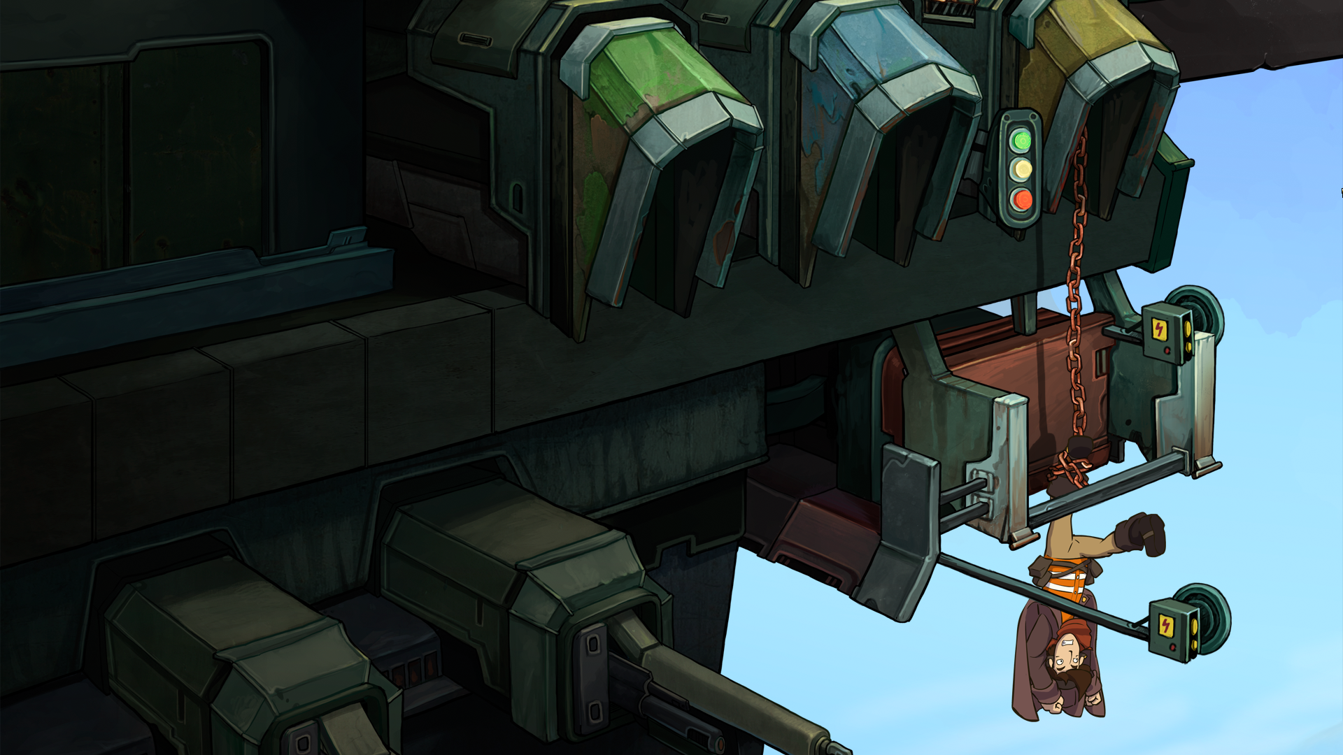 Deponia Windows Yikes!
