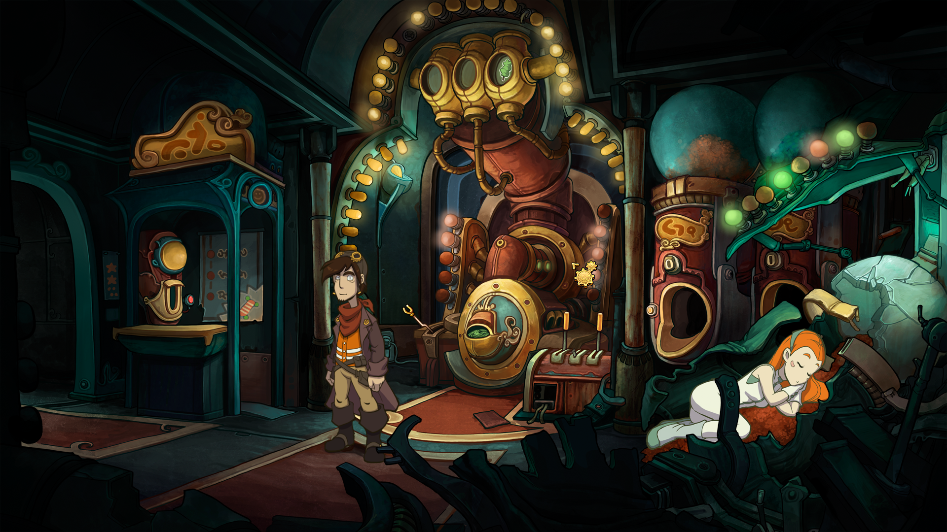 Deponia Windows Looks delicious