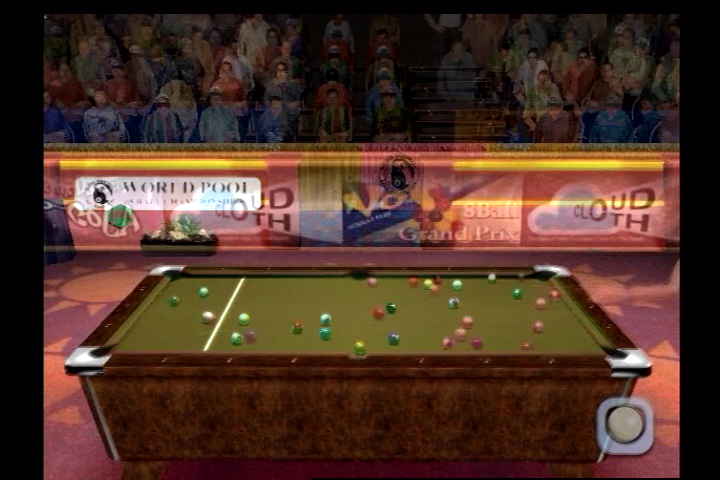 World Championship Pool 2004 PlayStation 2 Intro movie