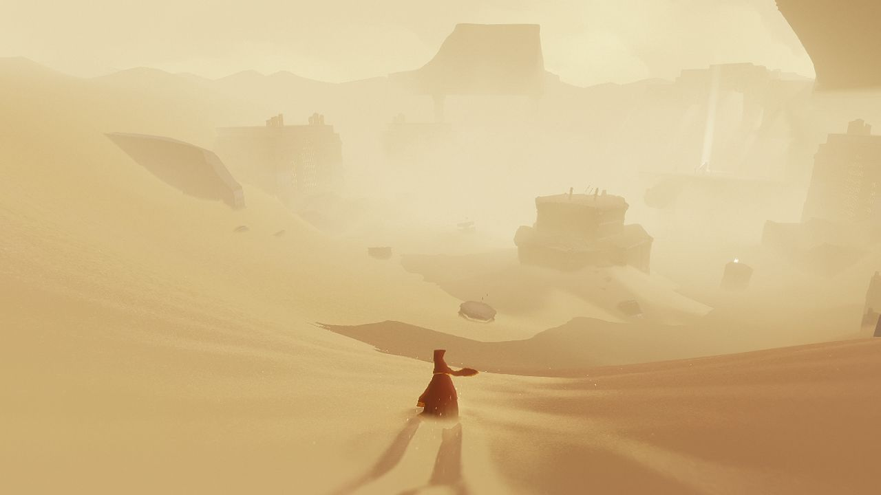 Journey Ps3 Video Game - 0425