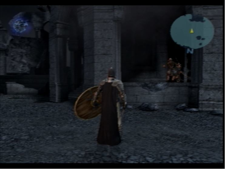 The Lord of the Rings: The Third Age PlayStation 2 Should I help?