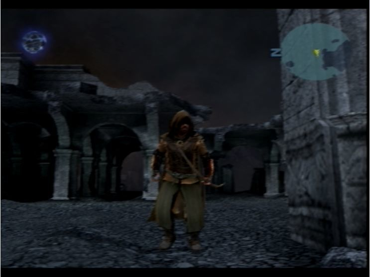 The Lord of the Rings: The Third Age PlayStation 2 Elegost is a Ranger.  That's kinda it to him.