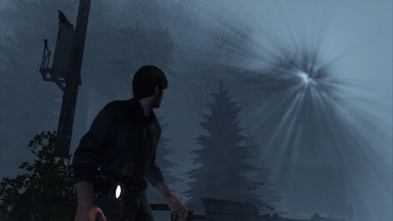Silent Hill: Downpour PlayStation 3 Even the sun in Silent Hill looks strange and unsettling.