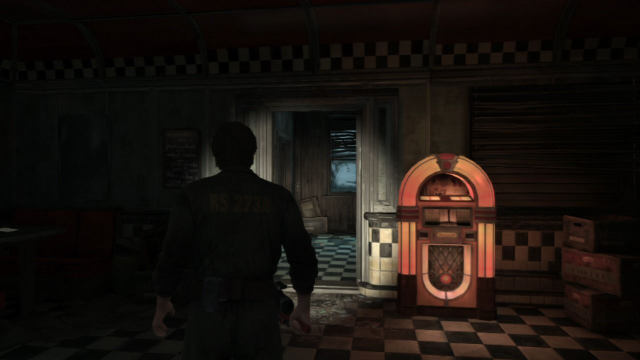 Silent Hill: Downpour PlayStation 3 Maybe you can find some coins in the cash register to pick a song on a jukebox.
