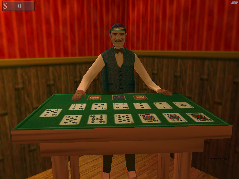 Lost Dutchman Mine 3D Windows Here you can gamble