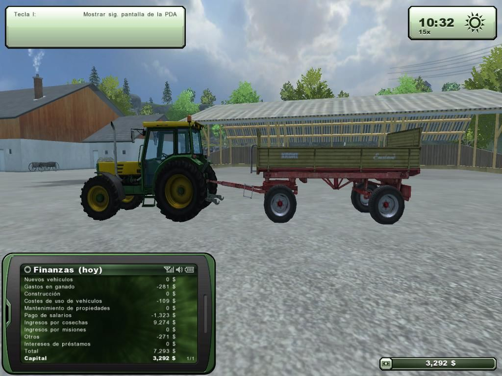 Farming Simulator 2013 Windows Farm