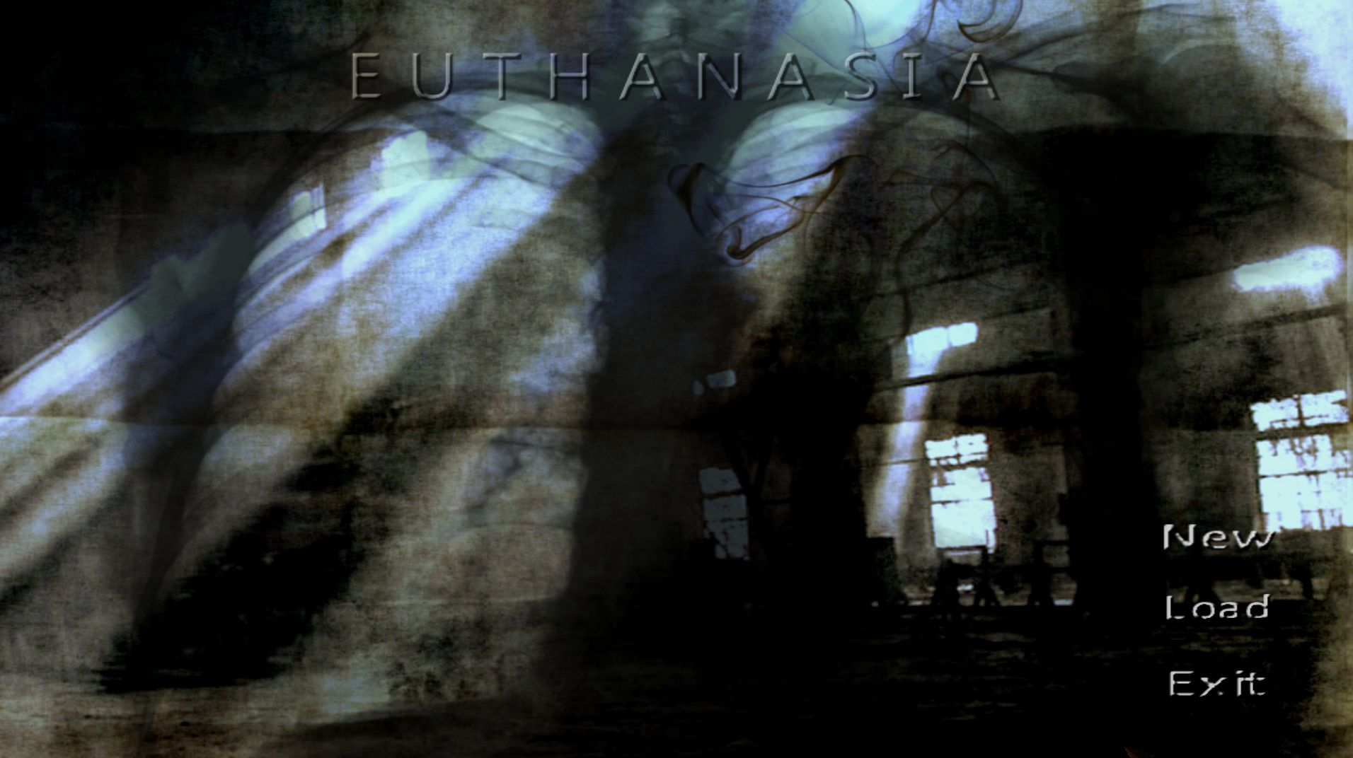 Euthanasia Windows Title screen