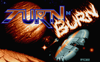 Turn n' Burn Atari ST Title screen