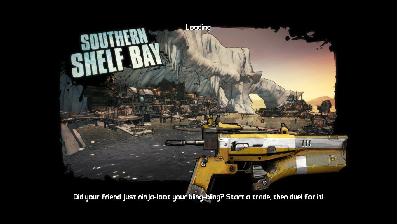 Borderlands 2 Windows Loading Screen