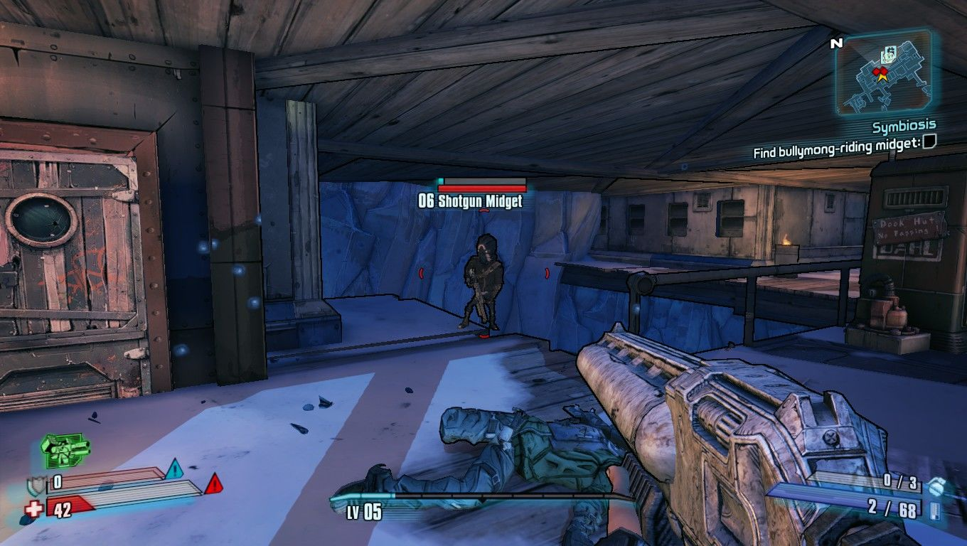 Borderlands 2 Windows Cute?