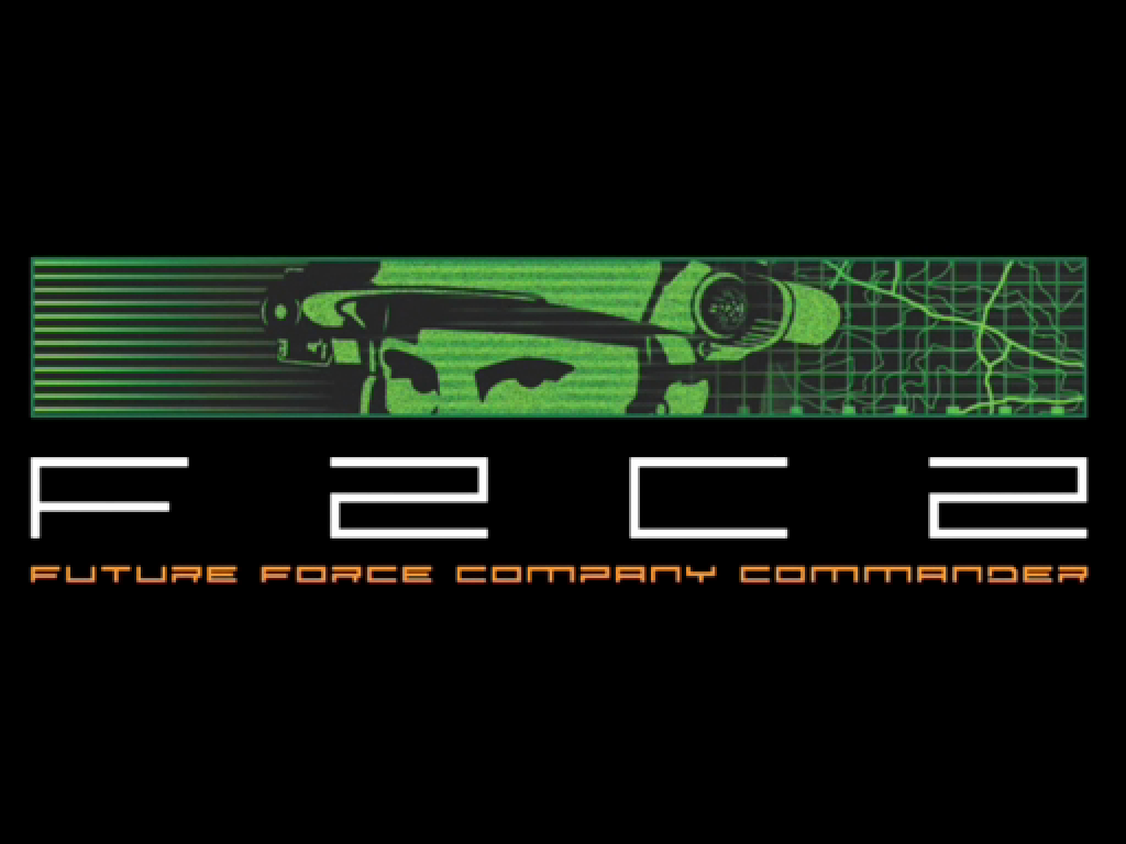 Future Force Company Commander Windows Title screen