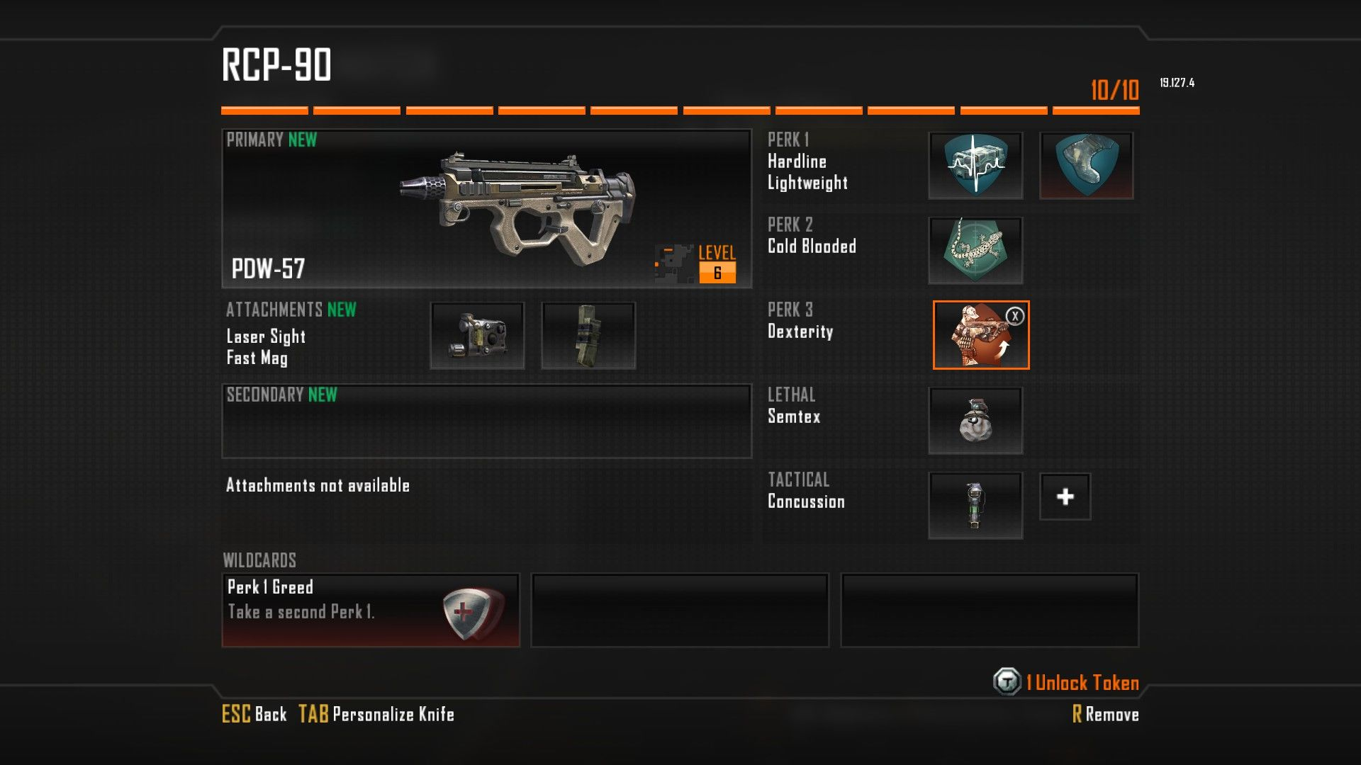 Call of Duty: Black Ops II Windows The new create-a-class