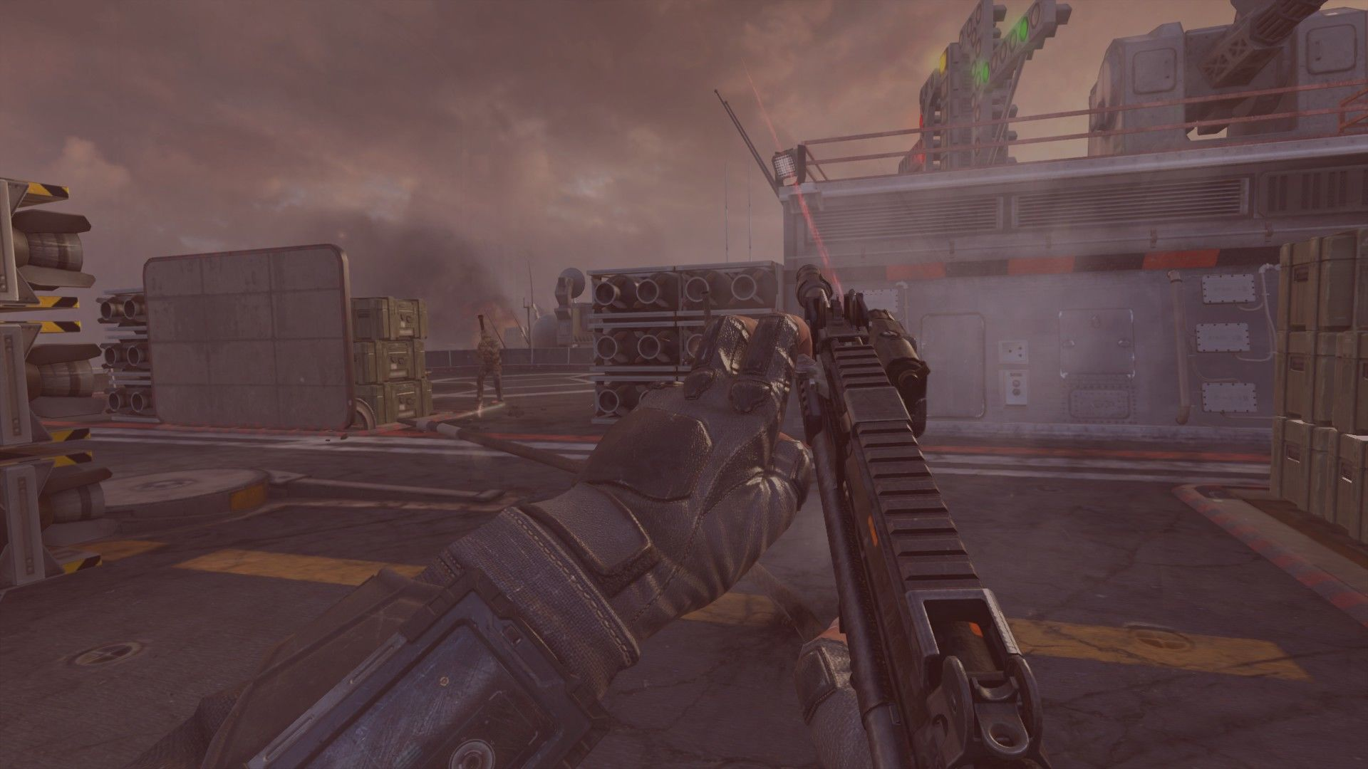 Call of Duty: Black Ops II Windows Near-death experience