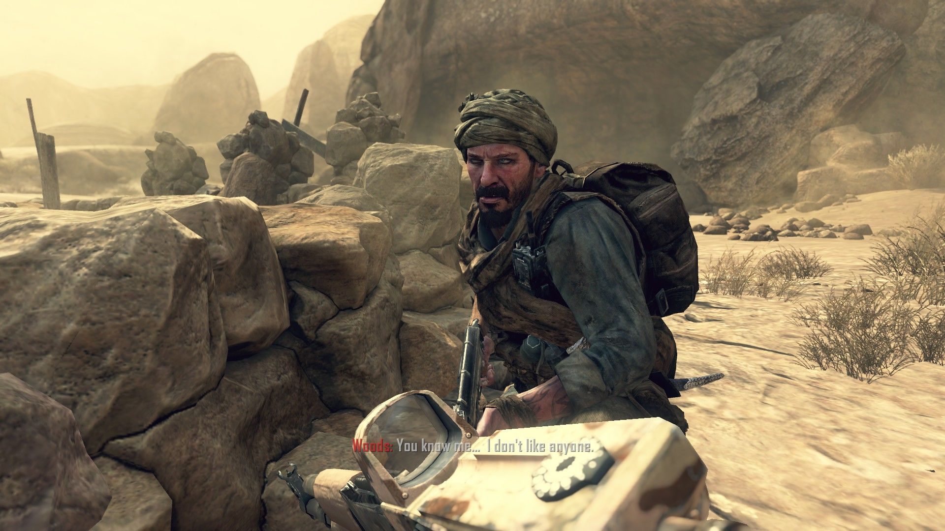 Call of Duty: Black Ops II Windows Woods back in action in Afghanistan
