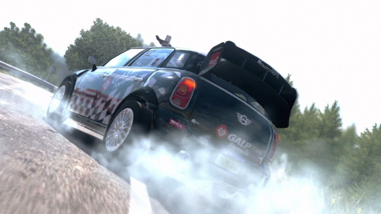 WRC 3: FIA World Rally Championship PlayStation 3 Intro