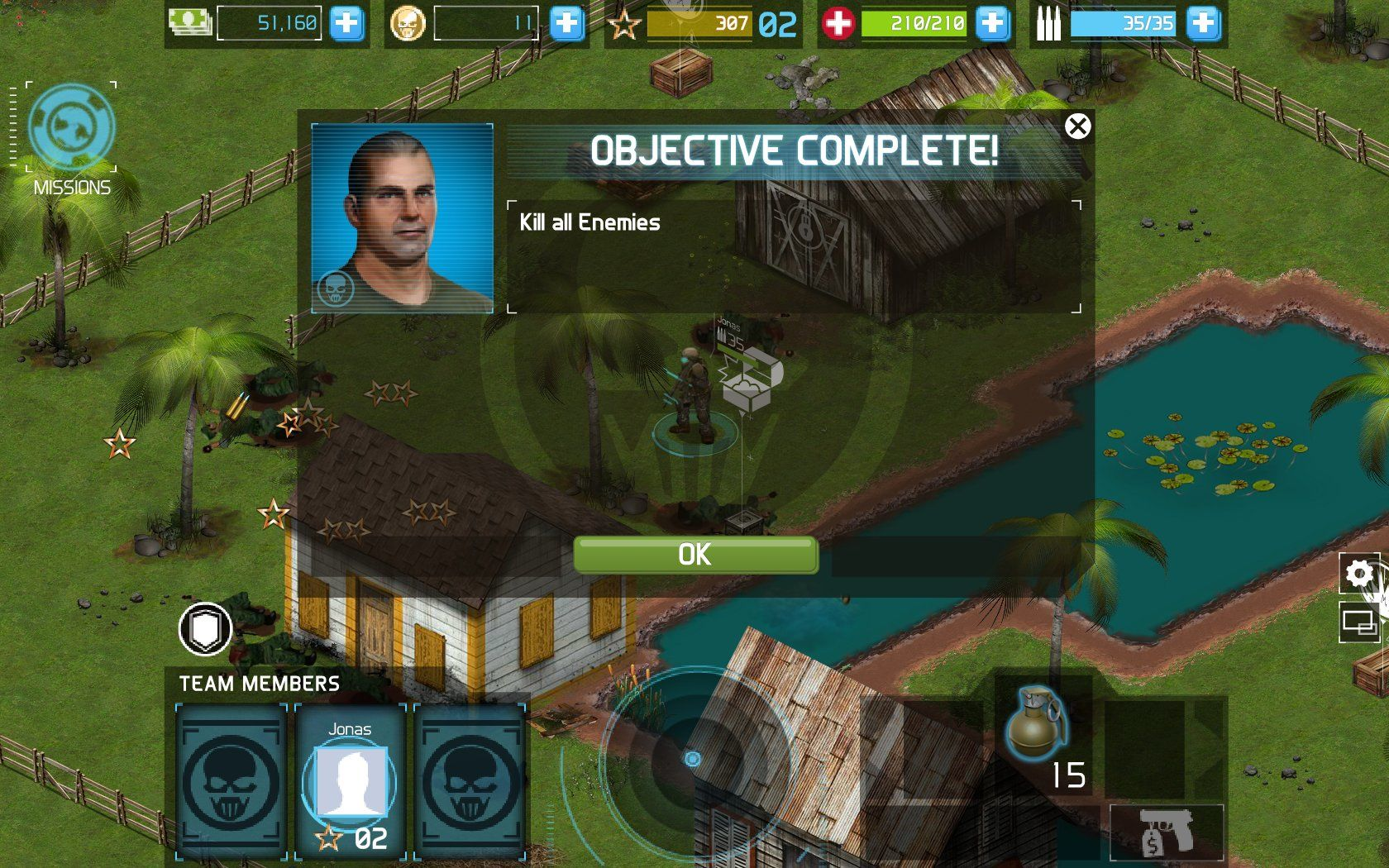 Tom Clancy's Ghost Recon: Commander Browser Objective complete
