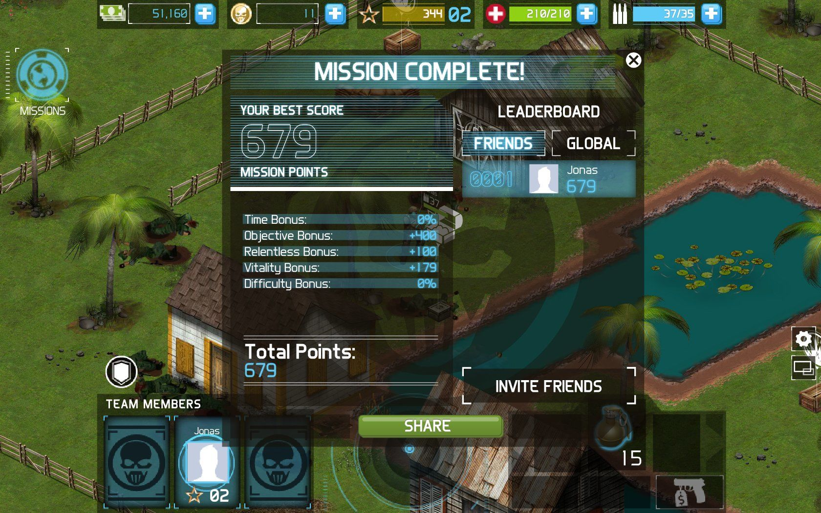 Tom Clancy's Ghost Recon: Commander Browser Mission complete