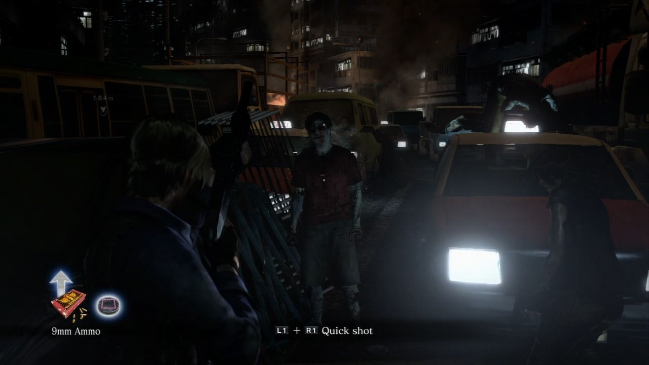 Resident Evil 6 PlayStation 3 If anyone knows how to deal with zombies, it's Leon S. Kennedy.
