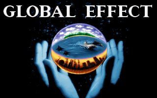Global Effect Amiga CD32 Title picture