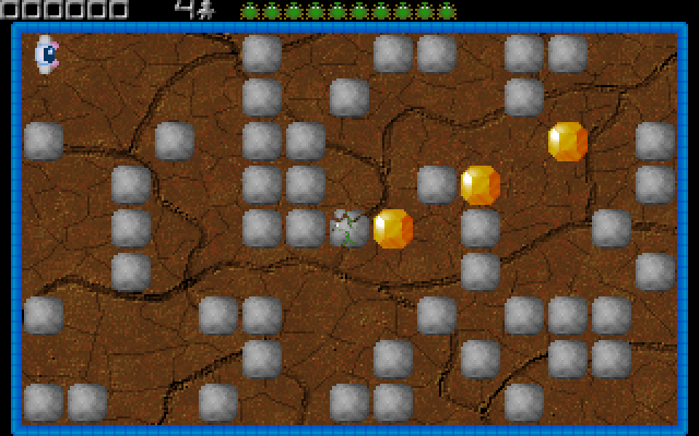 R-activ DOS One player mode