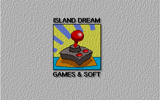 Sila's Quest DOS Island Dream Logo.