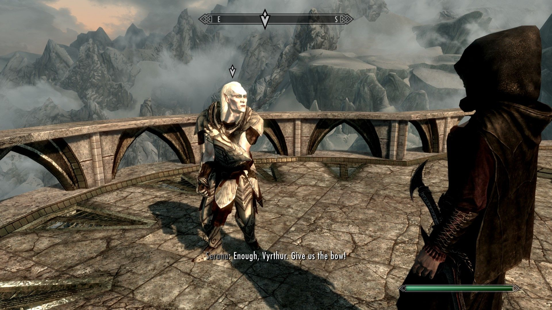 The elder scrolls v skyrim dawnguard screenshots for windows the elder scrolls v skyrim dawnguard windows vyrthurx27s last moments voltagebd Choice Image