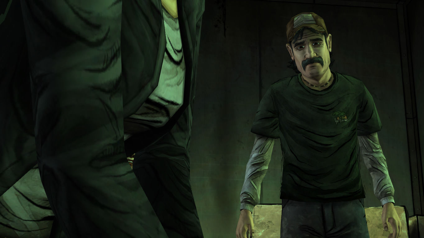 The Walking Dead Windows Episode 2 - Kenny has to make a tough choice if you can't.