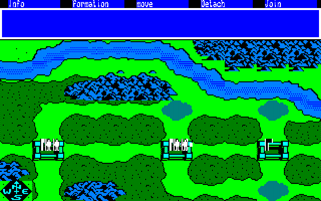 The Ancient Art of War PC-88 Options for your soldiers