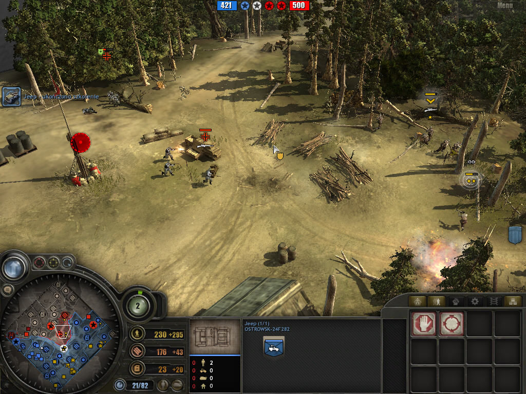 Company of Heroes: Tales of Valor Windows Single Squad