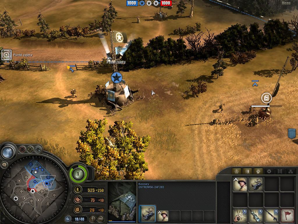 Company of Heroes: Tales of Valor Windows Base.