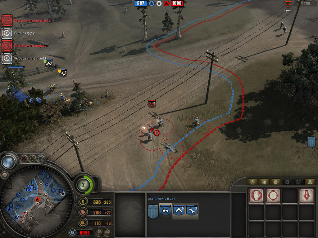 Company of Heroes: Tales of Valor Windows Enemy incoming!