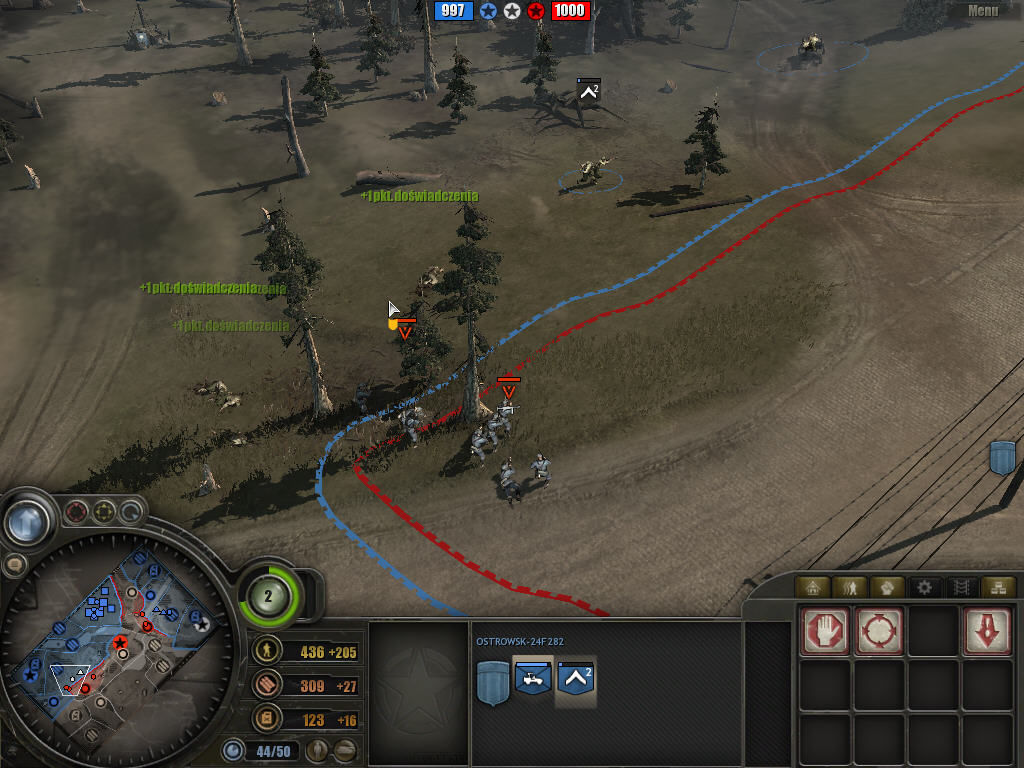 Company of Heroes: Tales of Valor Windows quick retreat