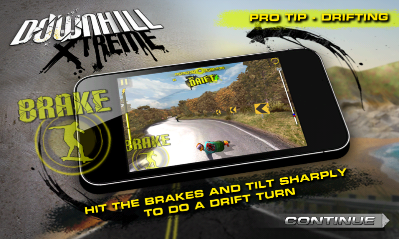 Downhill Xtreme Android Some tips