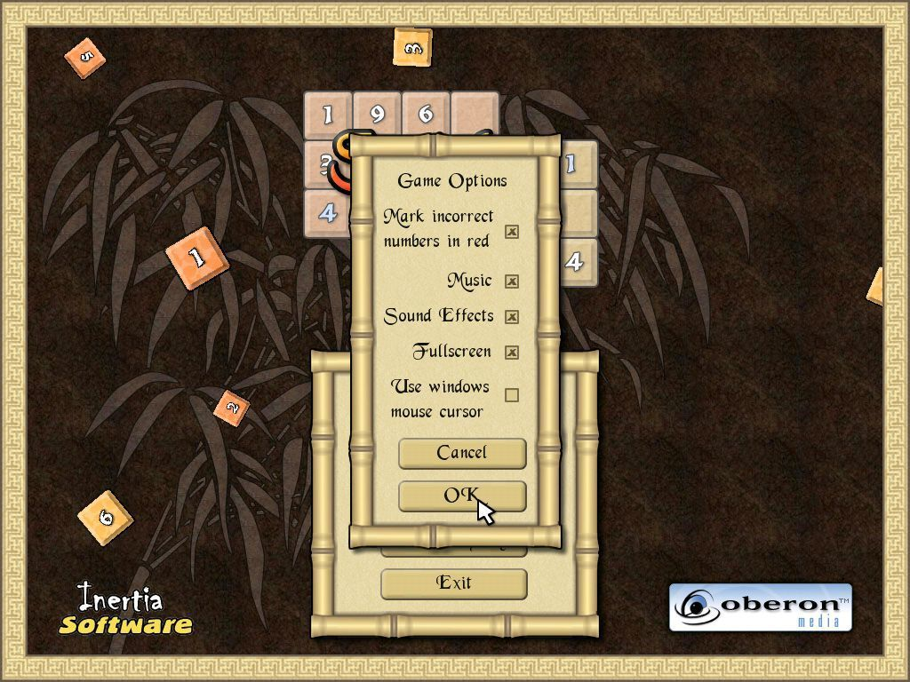 Sudoku Quest Windows The game can be customised. Showing incorrect numbers is considered cheating by some.