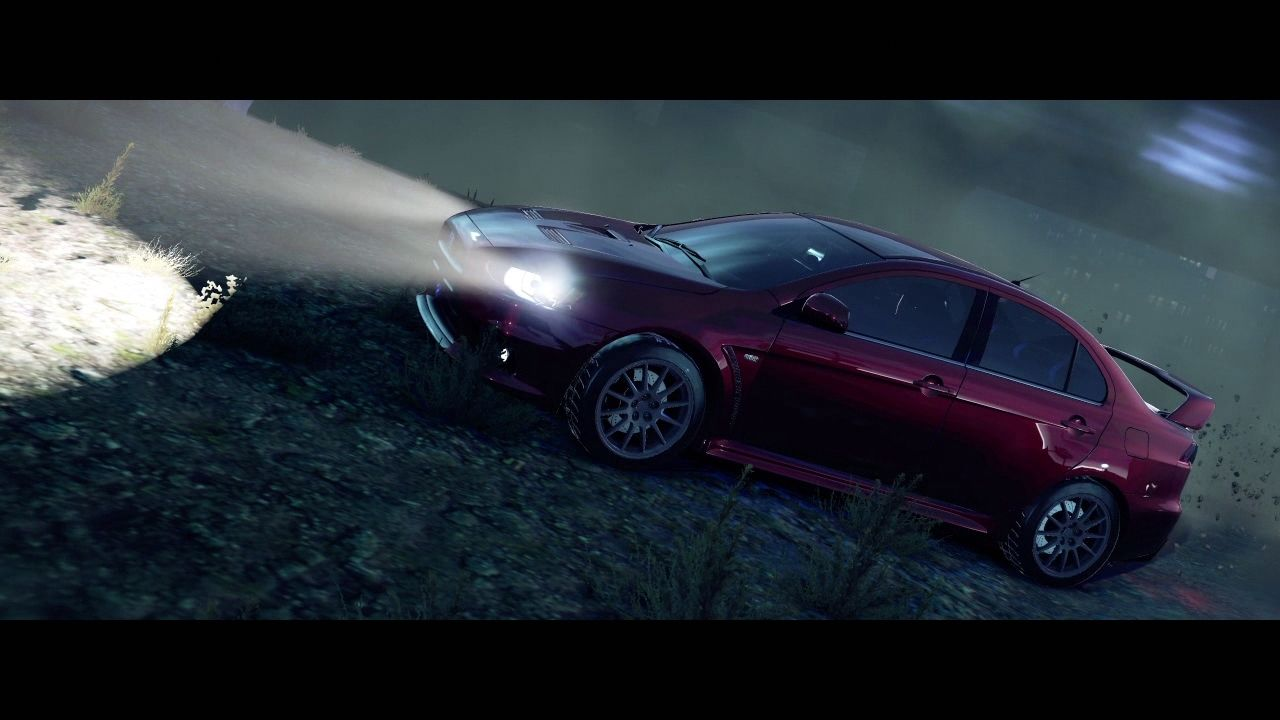 Need for Speed: Most Wanted PlayStation 3 Intro