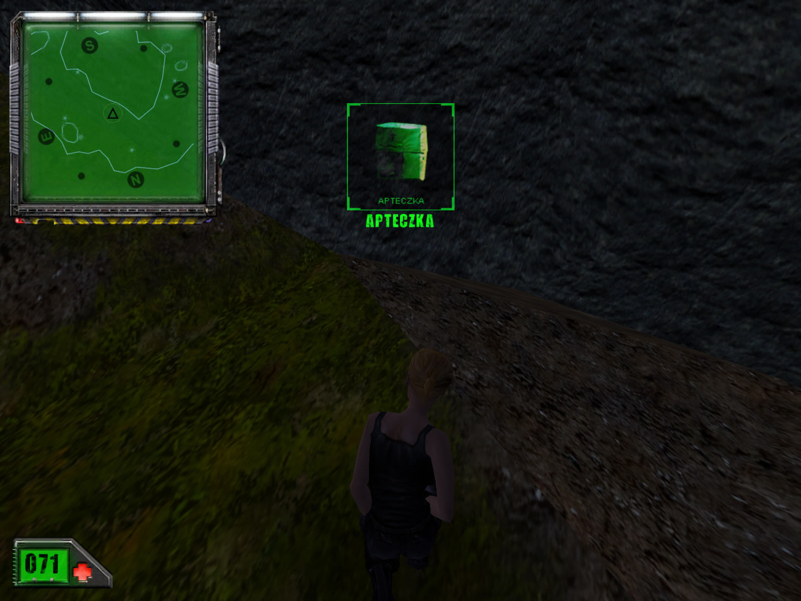 K. Hawk: Survival Instinct Windows The gameplay is old-school with no health regeration.