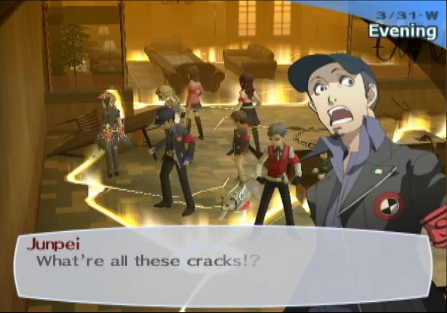 Image result for Persona 3 fes the answer