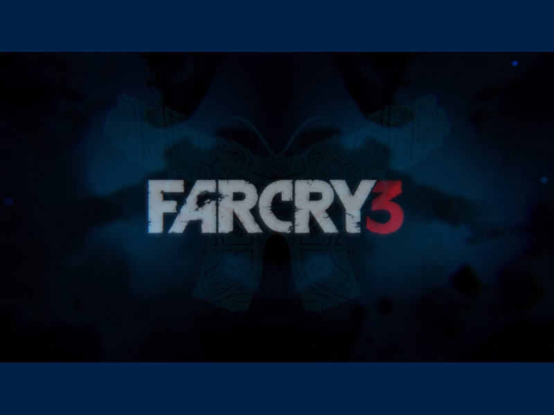 Far Cry 3 Windows Title screen