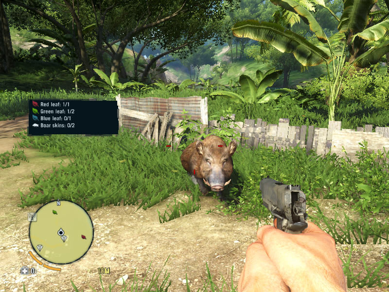 Far Cry 3 Windows Hi. You know... I suddenly think of that Macao-style dish. No offense