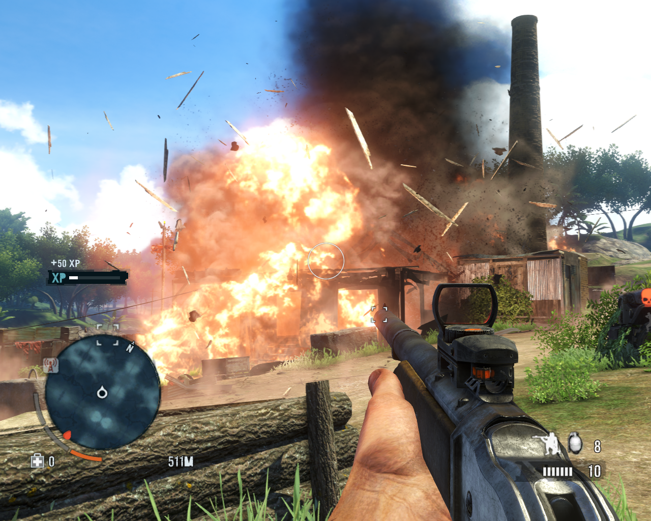 Far Cry 3 Windows Kaboom!