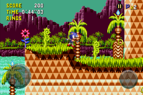 Sonic CD Android In another future....