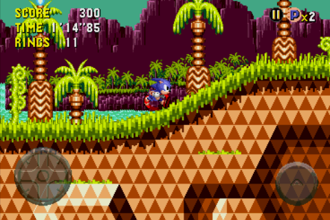 Sonic CD Android Full speed