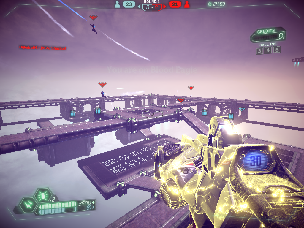 Tribes: Ascend Windows Arena mode