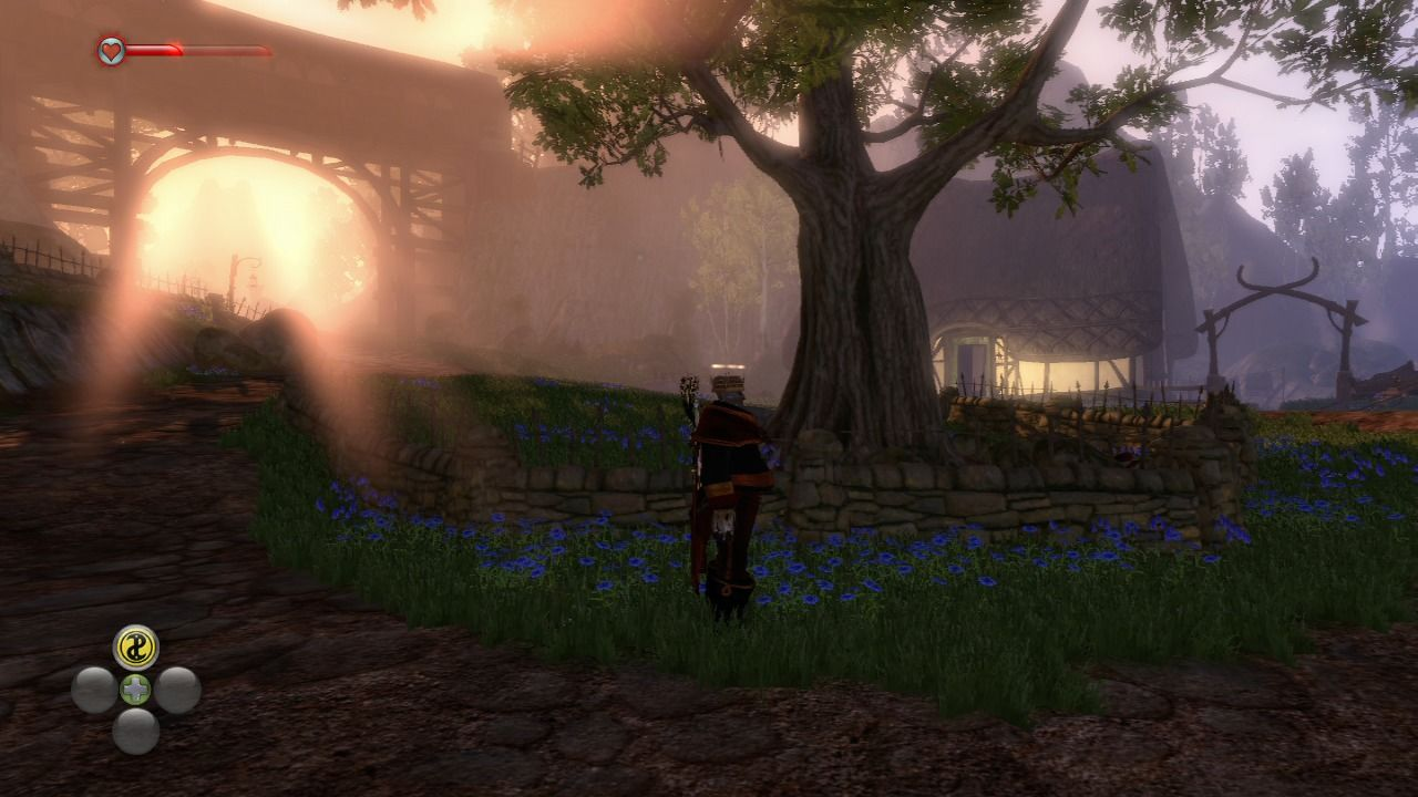 Fable II: See the Future Xbox 360 Day and night occur dynamically... you can witness dawn as it approaches.