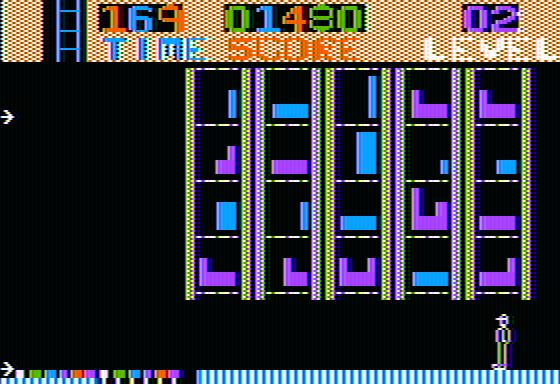 Highrise Apple II Level 2