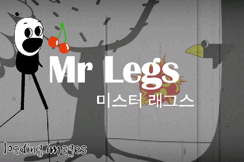 Mr. Legs Android Loading / Title screen