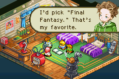 Final Fantasy Tactics Advance Game Boy Advance Mine too :)