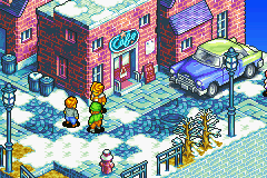 Final Fantasy Tactics Advance Game Boy Advance Just like my street.