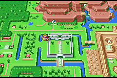 The Legend of Zelda: A Link to the Past/Four Swords Screenshots for