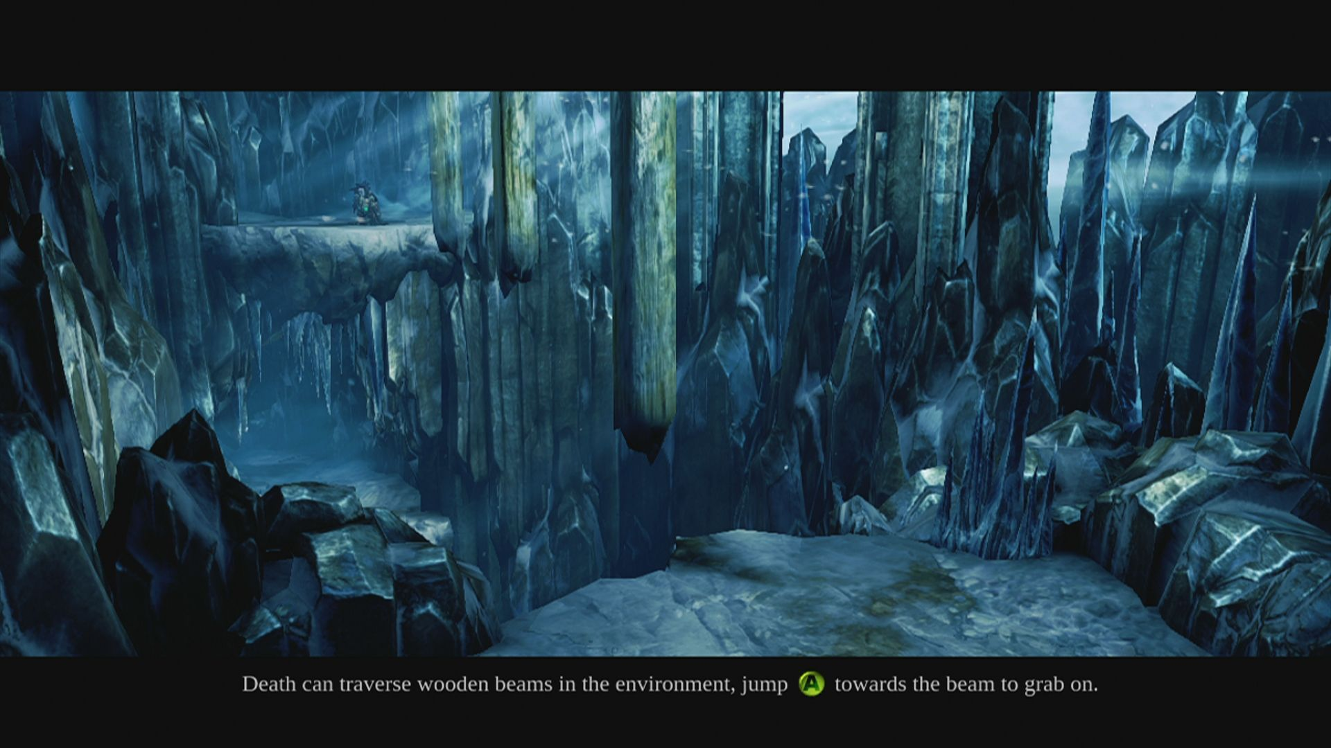 Darksiders II Xbox 360 In order to proceed, you will have to do a lot of jumping